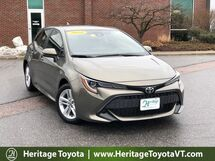 2019 Toyota Corolla Hatchback SE South Burlington VT