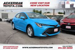 2019_Toyota_Corolla Hatchback_SE_ St. Louis MO