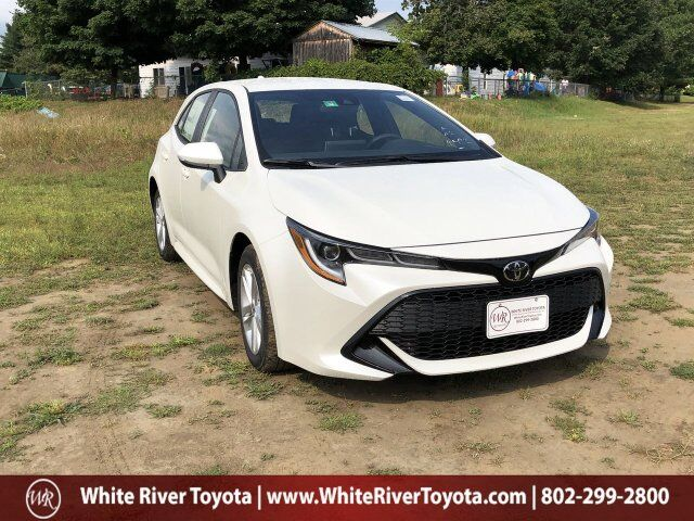 2019 Toyota Corolla Hatchback SE White River Junction VT