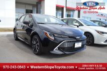 2019 Toyota Corolla Hatchback XSE Grand Junction CO