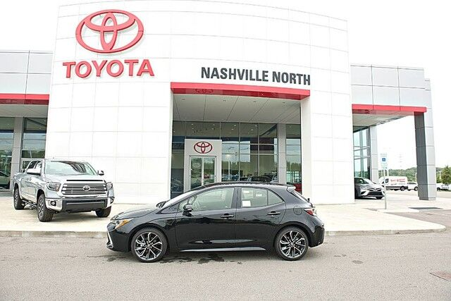 2019 Toyota Corolla Hatchback XSE Manual (Natl) Nashville TN