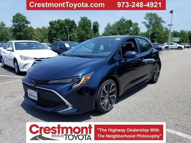 2019 Toyota Corolla Hatchback XSE Pompton Plains NJ