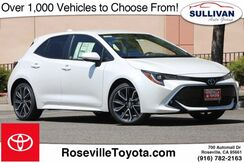 2019_Toyota_Corolla Hatchback_XSE_ Roseville CA