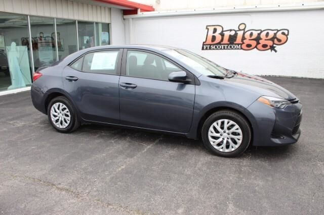 2019 Toyota Corolla L CVT Fort Scott KS