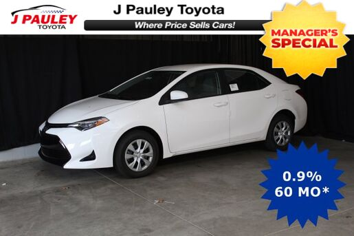 2019_Toyota_Corolla_L_ Fort Smith AR