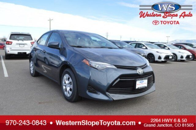 2019 Toyota Corolla L Grand Junction CO