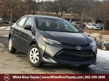 2019 Toyota Corolla L White River Junction VT
