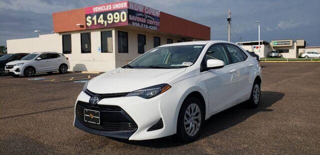 2019 Toyota Corolla LE Laredo TX