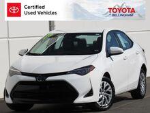 2019_Toyota_Corolla_LE_ Bellingham WA
