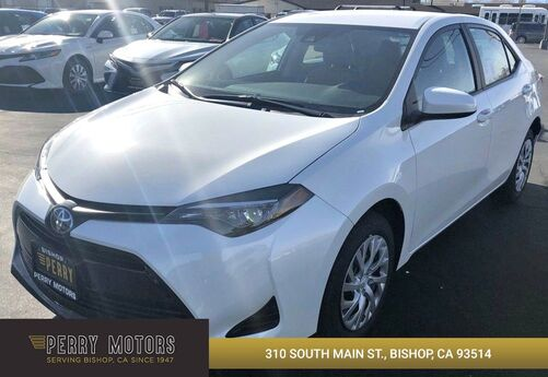 2019 Toyota Corolla LE Bishop CA