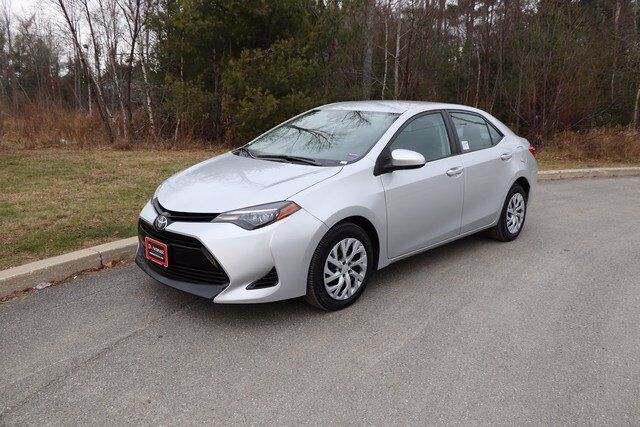 2019 Toyota Corolla LE Brewer ME