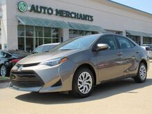 2019_Toyota_Corolla_LE CVT CLOTH SEATS, BACKUP CAM, BLUETOOTH, USB INPUT, UNDER FACTORY WARRANTY_ Plano TX