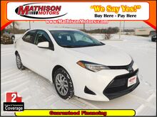 2019_Toyota_Corolla_LE_ Clearwater MN
