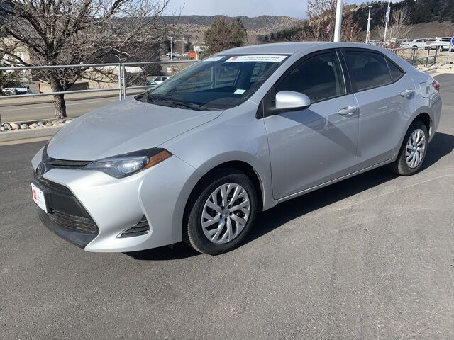2019 Toyota Corolla LE Durango CO
