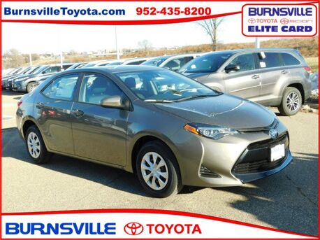 2019_Toyota_Corolla_LE Eco_ Burnsville MN