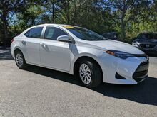 2019_Toyota_Corolla_LE_ Fort Pierce FL