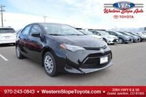 2019 Toyota Corolla LE Grand Junction CO