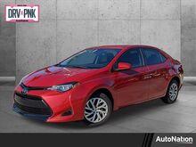 2019_Toyota_Corolla_LE_ Pembroke Pines FL