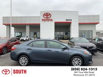 2019_Toyota_Corolla_LE_ Richmond KY