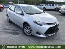 2019 Toyota Corolla LE South Burlington VT