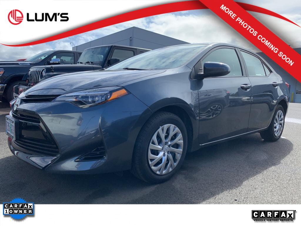 2019 Toyota Corolla LE Warrenton OR