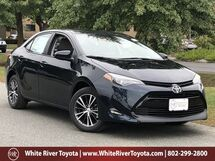 2019 Toyota Corolla LE White River Junction VT