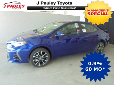 2019_Toyota_Corolla_SE_ Fort Smith AR