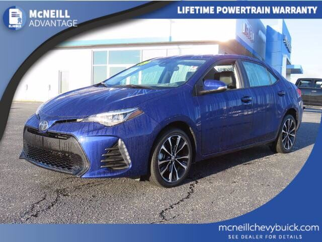 2019 Toyota Corolla SE High Point NC
