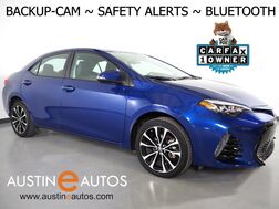 2019_Toyota_Corolla SE_*LANE DEPARTURE ALERT, SAFETY SENSE w/BRAKING, ADAPTIVE CRUISE, BACKUP-CAMERA, TOUCH SCREEN, ALLOY WHEELS, BLUETOOTH PHONE & AUDIO_ Round Rock TX