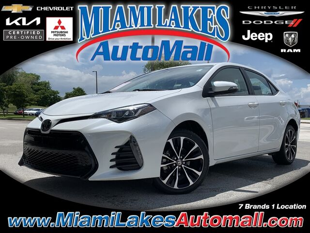 2019 Toyota Corolla SE Miami Lakes FL