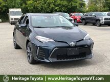 2019 Toyota Corolla SE South Burlington VT
