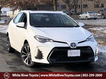 2019 Toyota Corolla SE White River Junction VT
