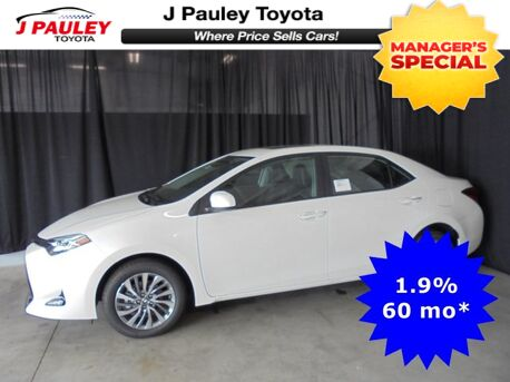2019_Toyota_Corolla_XLE_ Fort Smith AR
