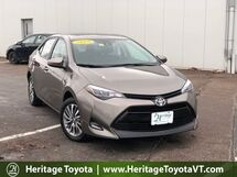2019 Toyota Corolla XLE South Burlington VT