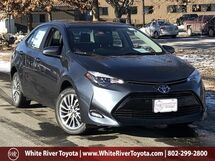 2019 Toyota Corolla XLE White River Junction VT