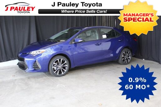 2019_Toyota_Corolla_XSE_ Fort Smith AR