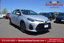 2019 Toyota Corolla XSE Grand Junction CO