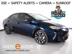 2019_Toyota_Corolla XSE_*LANE DEPARTURE & COLLISION ALERTS, BACKUP-CAMERA, SCOUT GPS, ADAPTIVE CRUISE, TOUCH SCREEN, MOONROOF, LEATHER, HEATED SEATS, PUSH BUTTON START, BLUETOOTH_ Round Rock TX