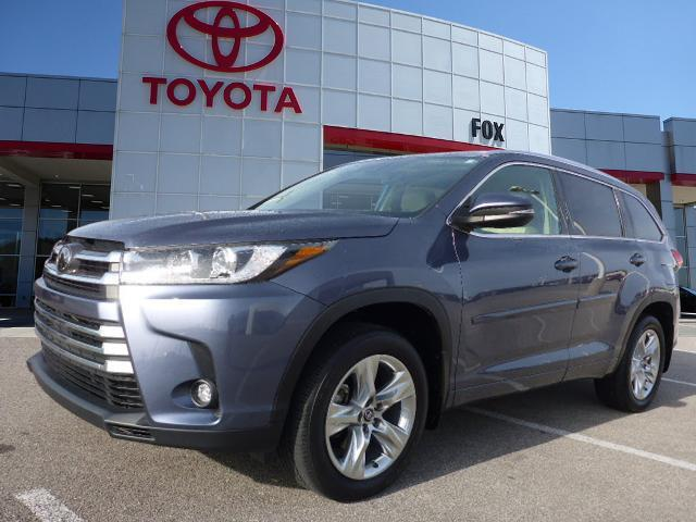 2019 Toyota Highlander Clinton TN