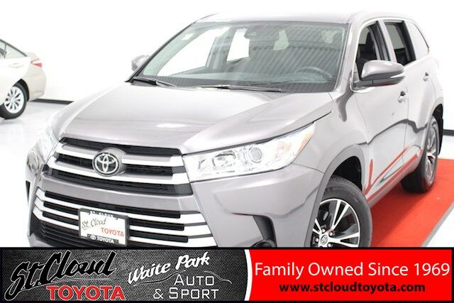 2019 Toyota Highlander  St. Cloud MN