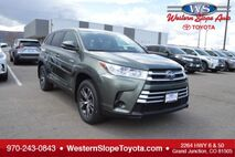 2019 Toyota Highlander Hybrid LE Grand Junction CO