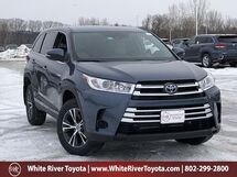 2019 Toyota Highlander Hybrid LE White River Junction VT