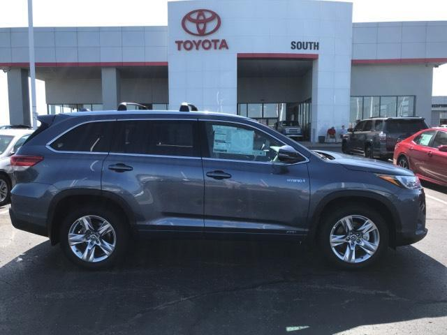 2019 Toyota Highlander Hybrid Limited - V6 AWD Richmond KY