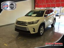2019_Toyota_Highlander_Hybrid Limited_ Central and North AL