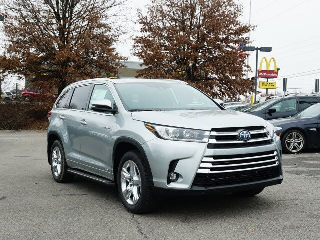 2019 Toyota Highlander Hybrid Limited Cranberry Twp PA