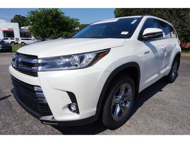 2019 Toyota Highlander Hybrid Limited Platinum Columbia TN