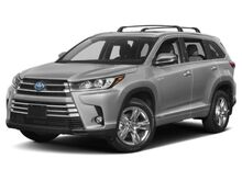 2019_Toyota_Highlander_Hybrid Limited Platinum_ Hattiesburg MS