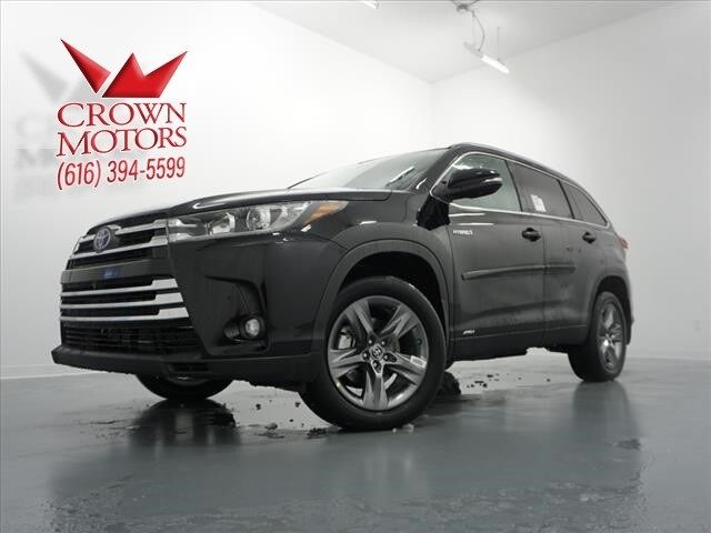 2019 Toyota Highlander Hybrid Limited Platinum Holland MI
