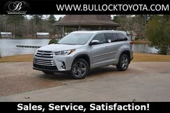 2019_Toyota_Highlander_Hybrid Limited Platinum_ Louisville MS
