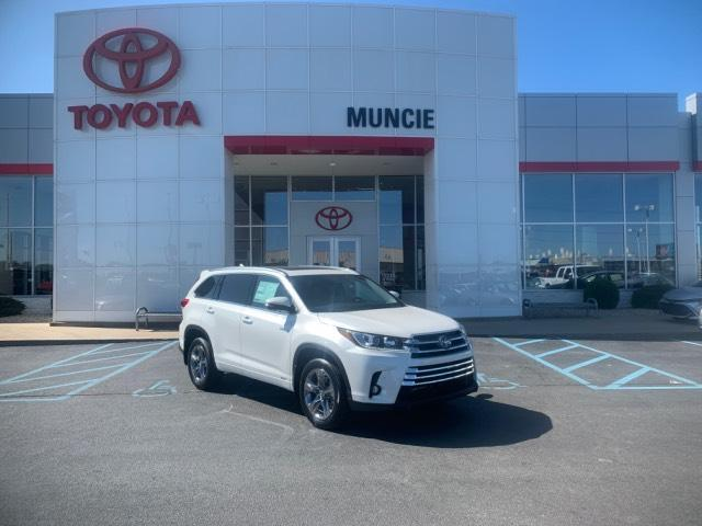 2019 Toyota Highlander Hybrid Limited Platinum V6 AWD Muncie IN